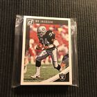 2018 DONRUSS FOOTBALL OAKLAND RAIDERS TEAM SET 13 CARDS  BO JACKSON +