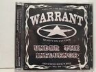 Warrant - Under The Influence 2001 Down Boys Records Rare OOP HTF Hair Metal