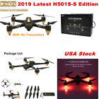 Hubsan X4 H501SS Quadcopter 1080P 58G FPV GPS Follow Me Brushless Drone Only