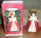 1998 GLORIOUS ANGEL ORNAMENT Hallmark Madame Alexander Holiday Angels #1 MIB