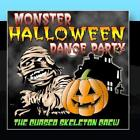 Monster Halloween Dance Party The Cursed Skeleton Crew CD