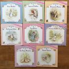 100th Anniversary 1993 Peter Rabbit Lot of 8 Softcover Books by Beatrix Potter