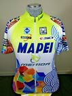SMS Santini Mapei Cycling Jersey Mens L 48