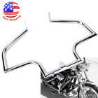 Engine Guard Crash Bar For Harley Heritage Softail Classic FLSTC Fatboy FLSTF E1