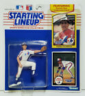 ANDRES GALARRAGA Starting Lineup MLB SLU 1990 Action Figure/Cards MONTREAL EXPOS