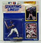 JEROME WALTON Starting Lineup MLB SLU 1990 Action Figure & 2 Cards CHICAGO CUBS