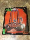Lemax SKELETON SWINGS Spooky Town Animated Village Accessories