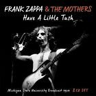 Have A Little Tush (2Cd) Frank Zappa and the Mothers of Invention Audio CD