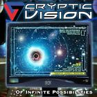 CRYPTIC VISION Of Infinite Possibilities CD PROG (Kansas, Rush, Flower Kings)