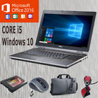 ULTRA FAST WINDOWS 10 DELL CORE i5 LAPTOP WIFI FREE PP WITH COLOURS