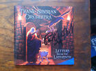 Trans Siberian Orchestra Letters From the Labyrinth cd booklet signed by O'Neill
