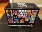 Grand Theft Auto Vice City Official Soundtrack Box Set (GREAT CONDITION)