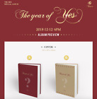 PreOrder TWICE  The year of Yes  3rd Special Album 2SETBothFreeCustom