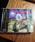 THE IRON MAIDENS Female Tribute CD VERY RARE! JAPAN OBI AUTHENTIC!! LIMITED ED!