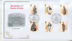 2012 Cotswold First Day Cover Charles Dickens Special Cancel