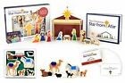 Star From Afar Gift Set The Christmas Christmas Advent Nativity for Kids Gre