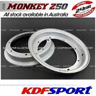 KDF WHEEL FRONT REAR RIM STEEL 10 X 2.5 2.5X10 FOR HONDA DAX ST70 CHALY CT70