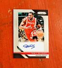 "2018 19 Prizm Basketball #S-TMG HOFER Tracy McGrady ""Signatures"" Parallel Auto"