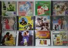 RARE-LOTS OF 47 USED CD-INDIA HINDI BOLLYWOOD-USA-UK-ENGLAND-KOREA-PRESS-VG+-EMI
