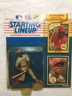 Los Angeles Dodgers' Eric Davis Action Figure - Starting Lineup 1990 Major Leagu