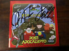 Tenacious D  Post Apocalypto cd with signed cd booklet w/ Jack Black Kyle Gass