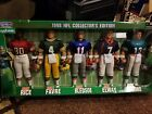 NFL Starting Lineup Collectors Edition  1998 &1999 10 figures 12 inch
