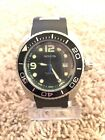 Invicta Mens 0492 Pro Diver Stainless Steel Mop Black Rubber Strap Watch #28