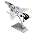 1100 F 4C Fighter Phantom  Diecast Fighter Plane Model Toy Collection