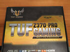 ASUS TUF Z370 PRO GAMING PLUS BACKPLATE MANUAL BOX NO MOTHERBOARD INCLUDED