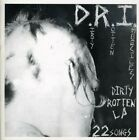 D.R.I. - Dirty Rotten Lp On Cd (CD Used Very Good)