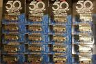 Lot of 20 Hot Wheels 50th Favorites Volkswagen T1 Drag Bus  cards issues