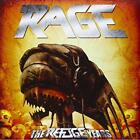 Refuge Years Rage Audio CD