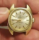 Omega Constellation Chronometer Watch Automatic Womens Cal.672 14k gf Parts...