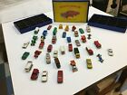 40 Matchbox Lesney Regular Wheel Cars With Carry Case Lot 16