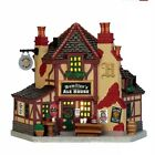 Lemax Christmas Village Hamilton's Ale House -Train -Village House Building