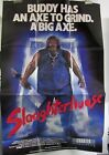 Slaughterhouse folded American one sheet home video movie poster
