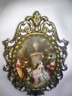 Vintage Small Picture Frame Made in Italy
