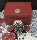 Omega Seamaster Professional PLANET OCEAN Co-Axial Men's Watch w/Box *NO RESERVE