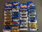 Hot Wheels LOT of 27 Ford Mustangs