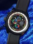 Ice Star 4007 LARGE FACE Watch black Quartz Movement Water resistant