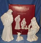 Department 56 Inspirational Silhouettes Joy To The World Nativity
