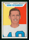 1965 Topps Football Cards 15