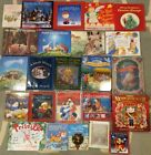 Christmas Books Countdown Advent Lot Nativity 25 HC Classics Nutcracker Holiday