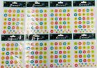 8 sheets  36 sheet  Spring Flower Alphabet Number Stickers Scrapbooking