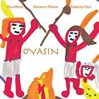 Oyasin Alfonsi Trio Peo Audio CD
