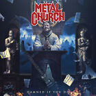 Metal Church - Damned If You Do 638647808422 (CD Used Very Good)