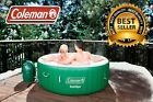 Coleman Lay Z Spa Saluspa Inflatable Hot Tub Bubble Jacuzzi Set 6 People