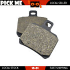 Motorcycle Front Brake Pads for TOMOS SM 125 F 2005 2006 2007 2008