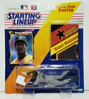 RICKEY HENDERSON Starting Lineup SLU MLB 1992 Figure, Poster, Card OAKLAND A's