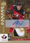 2017 Upper Deck Team Canada Juniors Hockey Cards 13